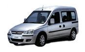 Opel Combo 1.3A (Diesel)